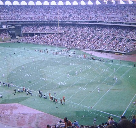 Chicago Bears at St Louis Cardinals 9 25 77