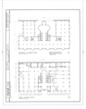 Chicago Stock Exchange Building, 30 North LaSalle Street, Chicago, Cook County, IL HABS ILL,16-CHIG,36- (sheet 2 of 4).png