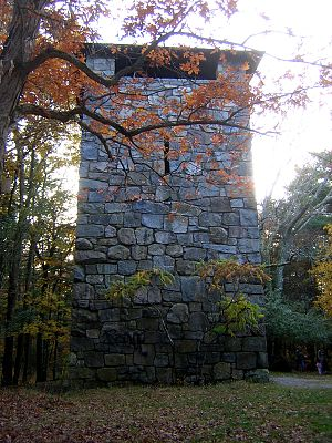 Chickatawbut Observation Tower - Image: Chickatawbut Observation Tower Quincy MA 01