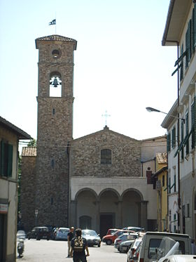 Image illustrative de l'article Église San Michele in San Salvi