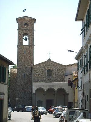 Vallumbrosan Order - San Salvi (Florence)