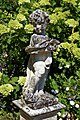 Child sculpture Walled Garden, Parham House, West Sussex, England 03.jpg