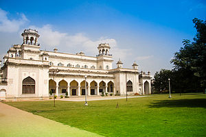 Heritage structures in Hyderabad, India - Chowmahalla Palace