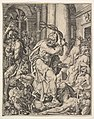 Christ Driving the Money Changers from the Temple, from The Fall and Salvation of Manking through the Life and Passion of Christ MET DP822110.jpg
