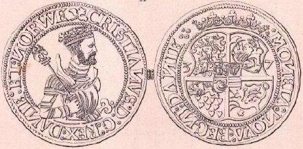 Christian III daler