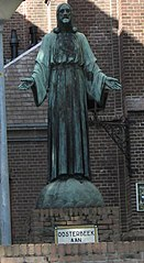 statue of Sacred Heart of Jesus Christ (Oosterbeek)