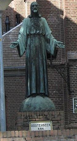Christusbeeld Oosterbeek.JPG
