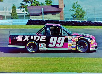 Chuck Bown - Bown's 1997 truck