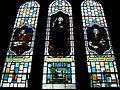 Church Musicians window, King's Heath, Birmingham.JPG