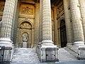 Church Saint Sulpice (detail), Paris.JPG