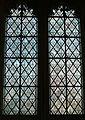 Church of St Christopher, Willingale, Essex, England - interior chancel window 02.jpg