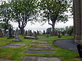 Churchyard of All Hallows Church, Bispham 3.jpg
