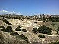 Chypre Amathonte Montee Acropole Vue Amathonte - panoramio.jpg