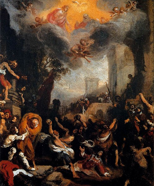 File:Cigoli - The Stoning of St Stephen - WGA04883.jpg