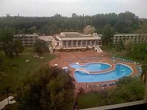 Hôtel Président à Yamoussoukro