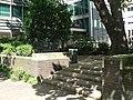 City of London, entrance to St. John Zachary churchyard garden - geograph.org.uk - 865226.jpg