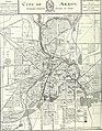 City plan for Akron, prepared for Chamber of commerce (1919) (14592490088).jpg
