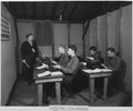 Civilian Conservation Corps, Third Corps Area, typing class with W.P.A. instructor - NARA - 197144.tif