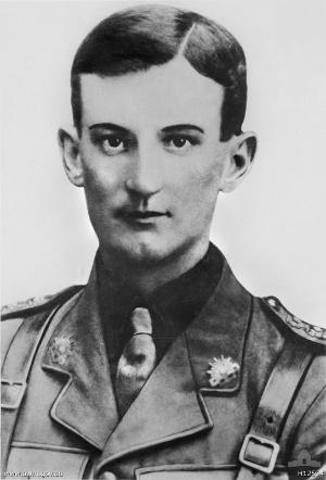 34th Battalion (Australia) - Clarence Jeffries, the 34th Battalion's sole Victoria Cross recipient