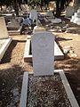 Clark, Fred Zionsfriedhof Jerusalem.jpg