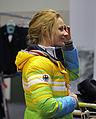 Claudia Nystad bei der Olympia-Einkleidung Erding 2014 (Martin Rulsch) 03.jpg