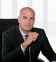 Claudio Descalzi, amministratore delegato Eni