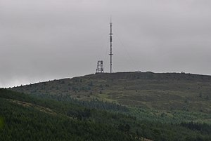 Clermont Carn - Image: Clermont 2RN distant 2