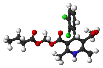 Clevidipine - Image: Clevidipine 3D