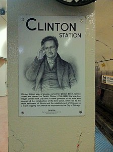 Clinton CTA sign.JPG