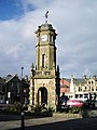 Clock Tower, Great Harwood - geograph.org.uk - 608102.jpg