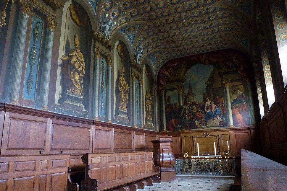 Cmglee Wimpole Hall chapel