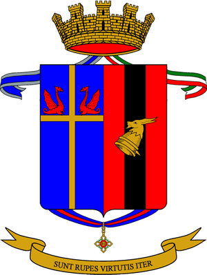 16th Alpini Regiment - Coat of Arms of the 16th Alpini Regiment