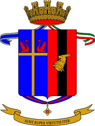 16th Alpini Regiment - Coat of Arms of the 16th Alpini Regiment