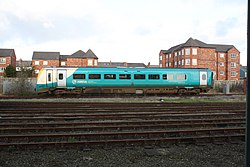 Coach at Chester railway station (26829501241).jpg