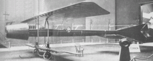 Coandă-1910 - Coandă-1910 at the 1910 Paris Flight Salon