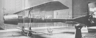 Henri Coandă - Coandă-1910 airplane