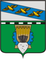 Coat of Arms of Sovetsky rayon (Kursk oblast).png