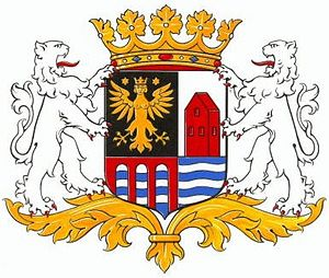Cirksena - Image: Coat of arms of Delfzijl