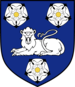 Coat of arms of Ludlow.png