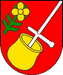 Coat of arms of Stupava SK.png