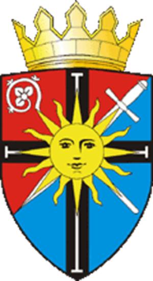 Svetlogorsky District - Image: Coat of arms of Svetlogorsky rayon (Kaliningrad oblast)