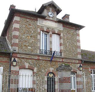 Cocherel Commune in Île-de-France, France