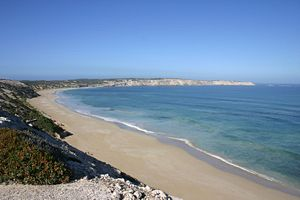 Coffin Bay National Park - Avoid Bay, on the park's west coast