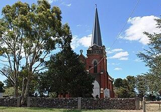Coghills Creek, Victoria Town in Victoria, Australia