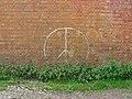 Cold war graffito, near Tilshead - geograph.org.uk - 454721.jpg