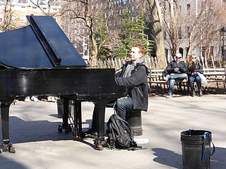 Classical pianist