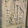 Collectie Nationaal Museum van Wereldculturen TM-20029805 Reliefs op graven op de oude Joodse begraafplaats Beth Haim Curacao Boy Lawson (Fotograaf).jpg