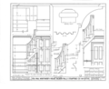 Colonel Paul Wentworth House, Dover Street (moved to MA, Dover), Dover, Strafford County, NH HABS NH,9-SALFA,1- (sheet 5 of 41).png