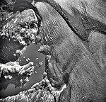 Columbia Glacier, Boreas Lake, Calving Edge of Valley Glacier, September 3, 1974 (GLACIERS 1228).jpg