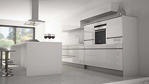 Marcel Gascoin - Comera kitchen interior from 2010